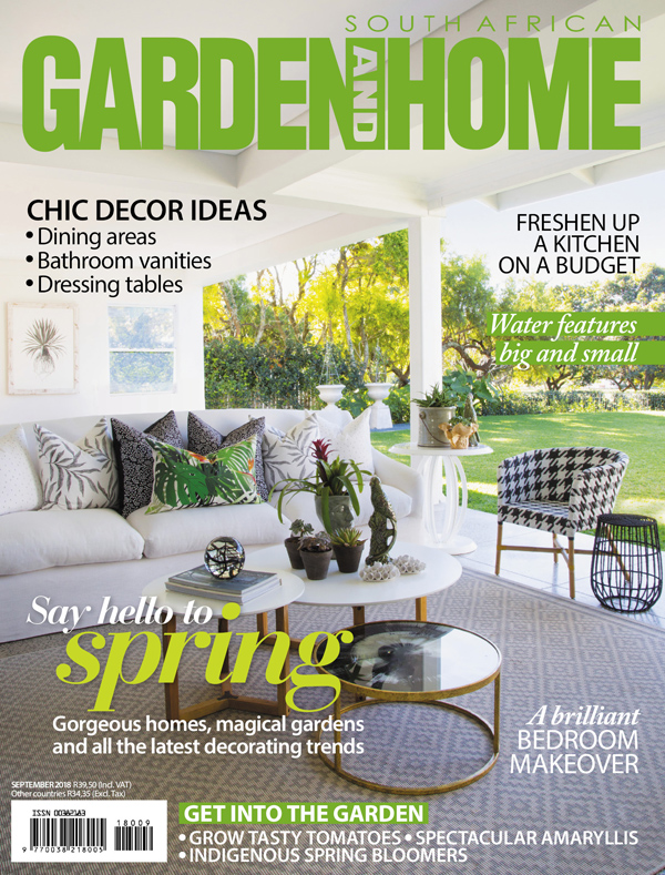 Garden and Home September 2018